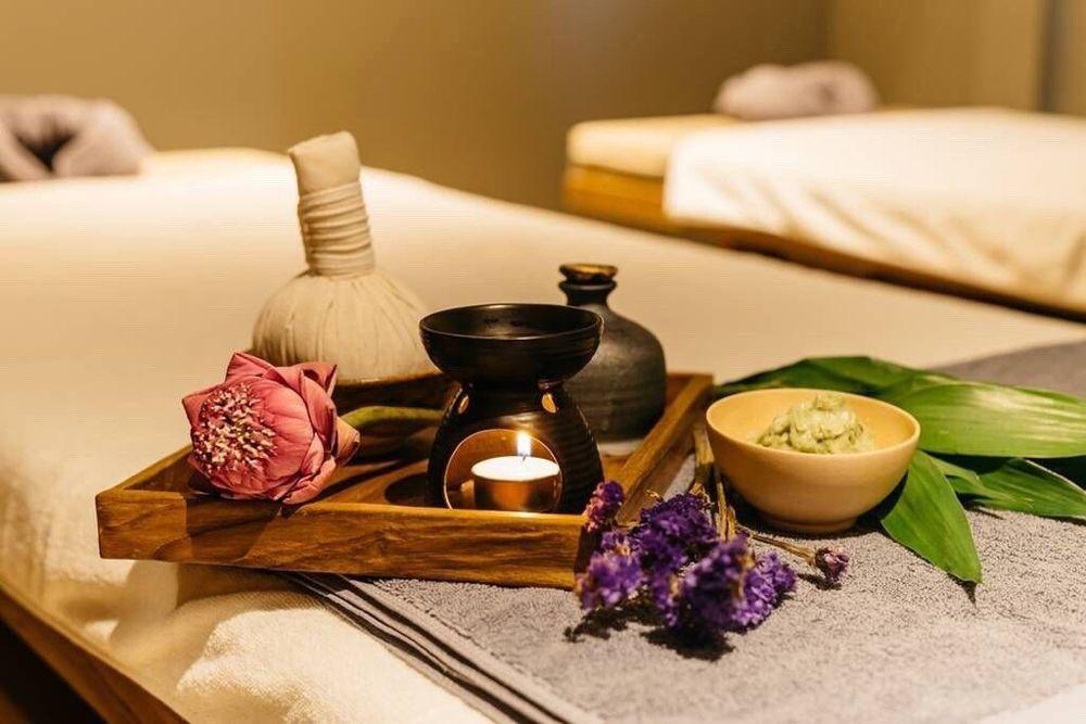 Warme Öl Massage - Thai-massage ROZVADOV