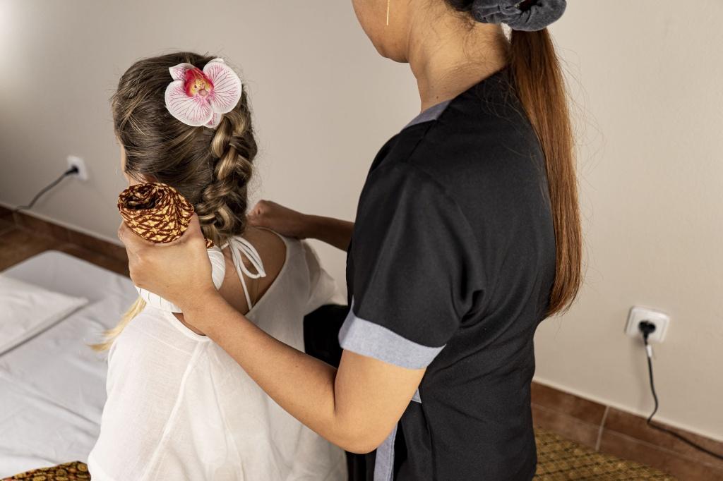 Kraüter Thai Massage - Thai-massage ROZVADOV